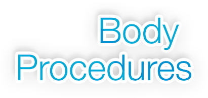 Body Procedures